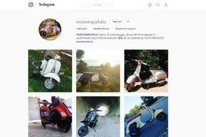 Instagram InstaVespaItalia