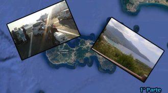 In Vespa all'Isola d'Elba
