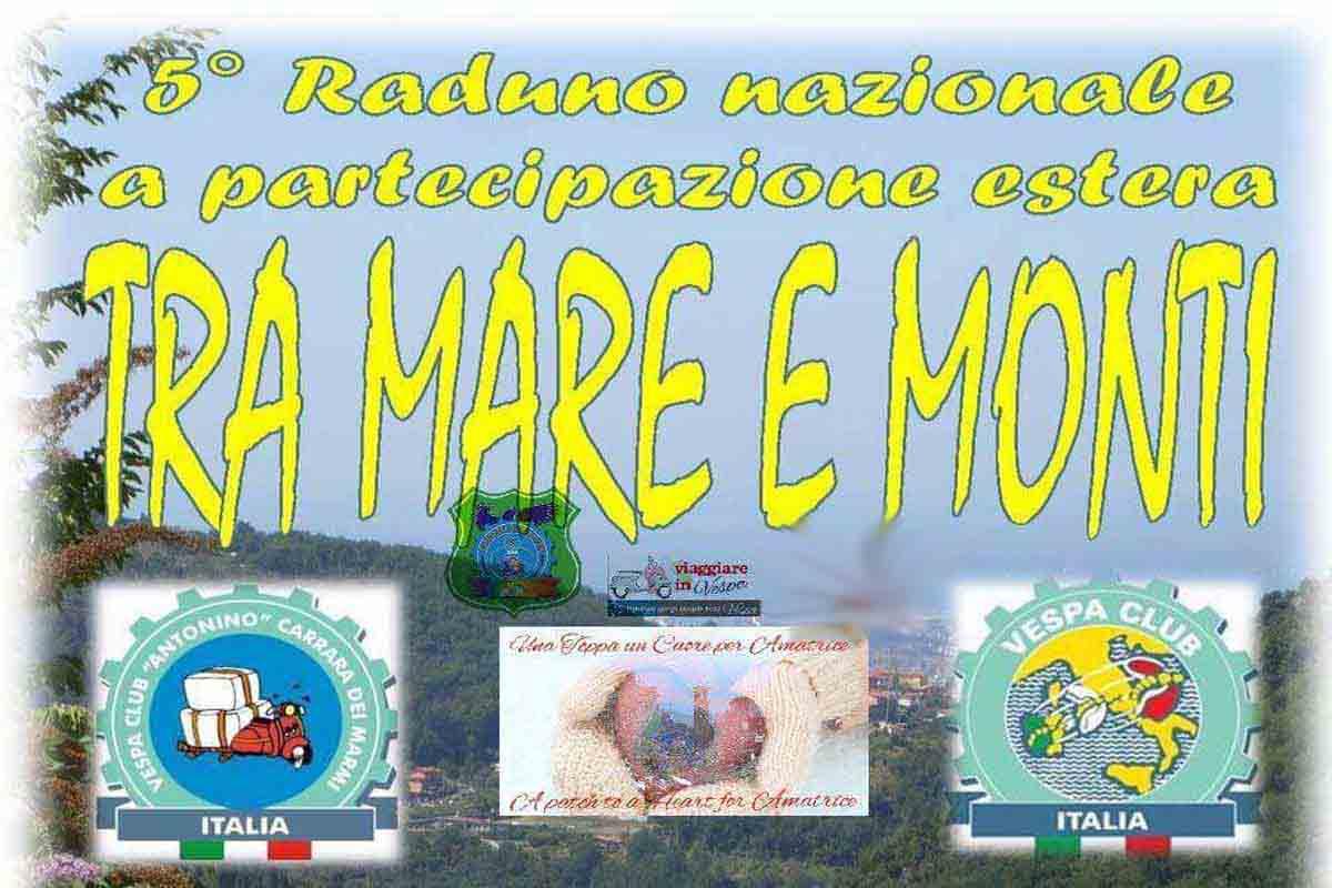 5° Raduno tra mari e monti Carrara