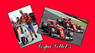 Vespa 50 Special Vettel 5