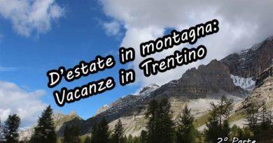 Monte Grostè Trentino
