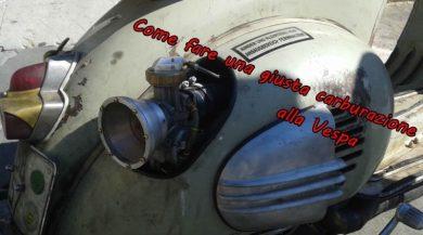 Giusta carburazione