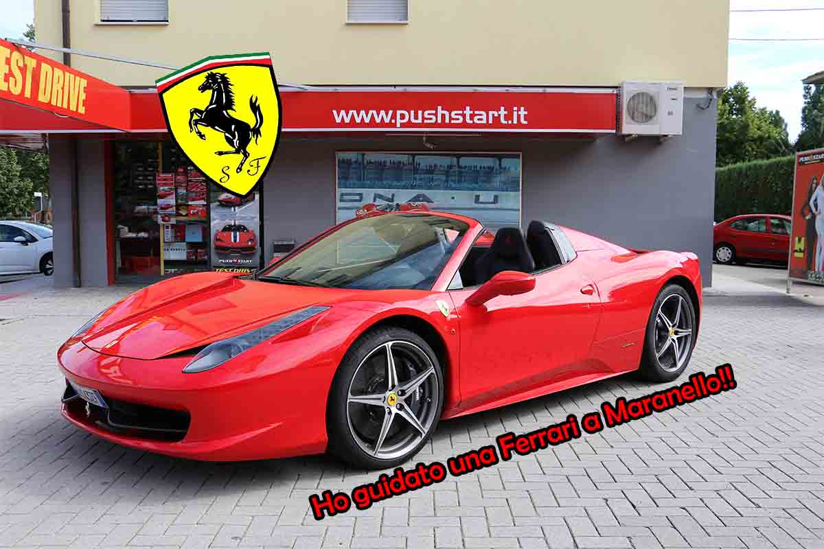 Ferrari a Maranello