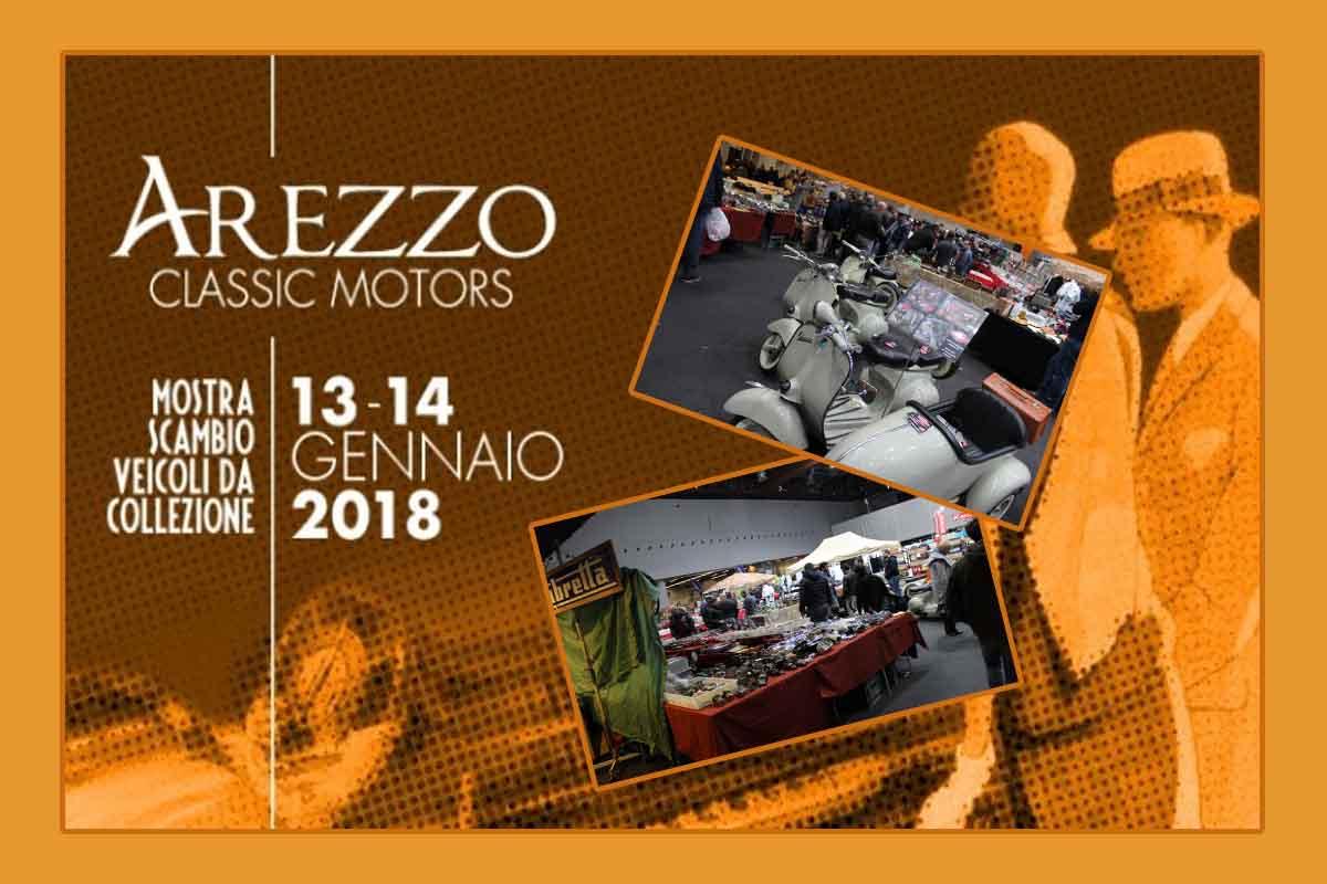 Arezzo Classic Motors 2018