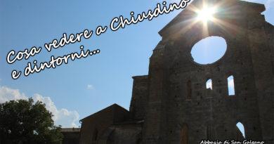 Cosa vedere a Chiusdino e dintorni