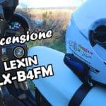Recensione Lexin LX-B4FM
