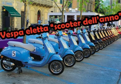 "Vespa è ""Scooter dell'anno""… in Germania"