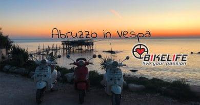 Abruzzo in Vespa