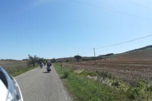 Tour motoraduno