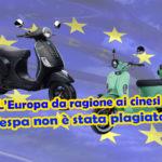 Tribunale Europeo da ragione ai cinesi