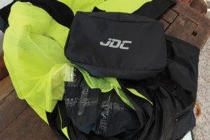 Rifiniture tuta JDC