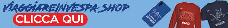 ViaggiareInVespa Shop