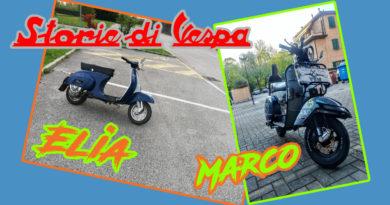 Storie di Vespa - Elia e Marco