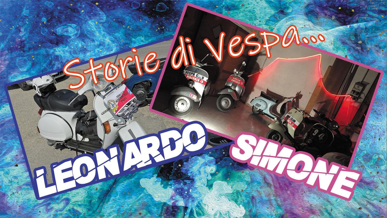 Simone e Leonardo