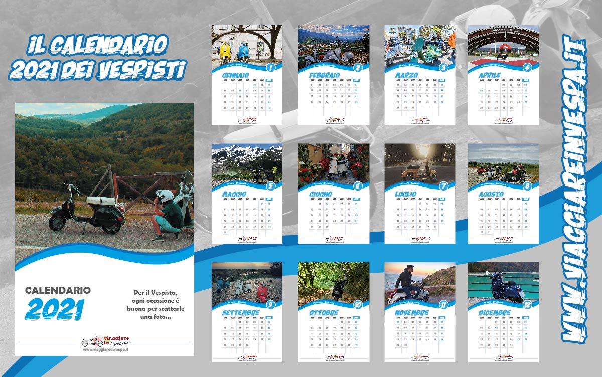 Calendario 2021 VinV