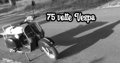 75 volte Vespa